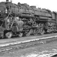 Steam in Black and White