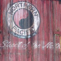 Northern Pacific Box Car