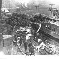 Little Falls Wreck 1940