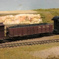 mixed train at Salina 5