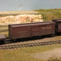 mixed train at Salina 3