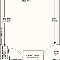 Layout room