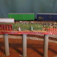 Happy Rock Viaduct - N-Scale
