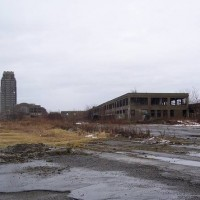 Buffalo's New York Central Terminal