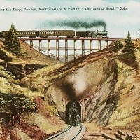 Moffat Rd loop tunnel/ trestle