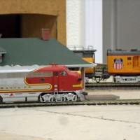 Misc Rolling Stock and Motive Power