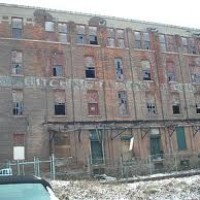 Old Building in West Pittston