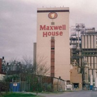 Maxwell House plant, Houston