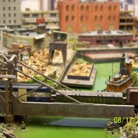 LIRR Z Scale Dutch Kills 8-17-15 2