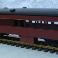 PRR #4663 - rear view