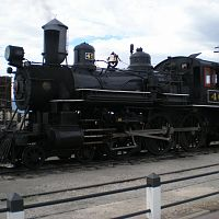 4-6-0 #40 Nevada Northern Ry
