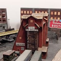 Williamstown Coal Co. by Nansen St. Models.