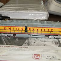 UNION PACFIC EMD DD35A # 77 { WE CAN HANDLE IT}
