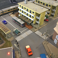 Intersection on Tokyo module set
