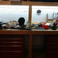 Workbench Lights