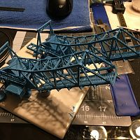 Pamban 3D printed bridge