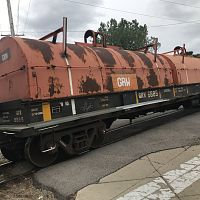 Greenbrier Railcar 42FT Steel Coil Car