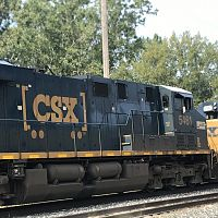 CSX Transportation Es44ac Locomotive