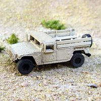 Micro-Trains HUMVEE kitbash 1