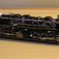 Northern Pacific Z-4