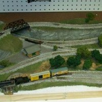 "Mini Layout 17""x42"""