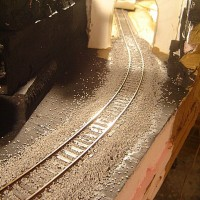 Ballasted Tunnel Track 1