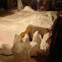 Mountain with Plaster Layer 3