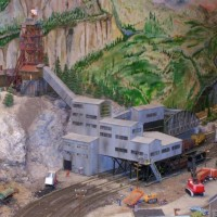 Coal Mine at SCHH layout