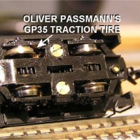 MTL GP35 with Oliver Passmann Traction Tire Mod