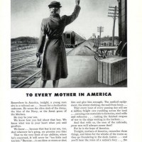 NY Central WWII AD 1943