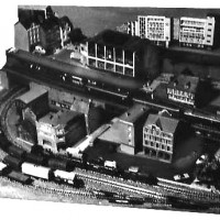 Berlin layout,1972