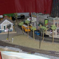 Worlds Greatest Hobby On Tour Model Train Expo, Del Mar Fairgrounds, CA.