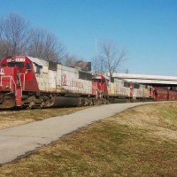 Indiana RR Freight