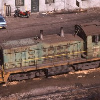 URR NW2 at Hall (Monroeville) PA -- 1978