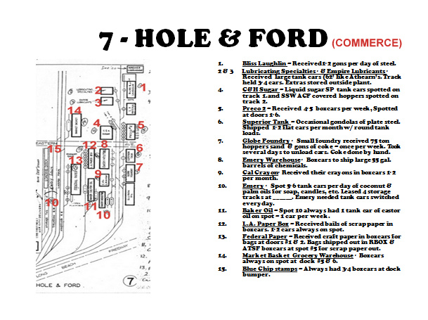 7 - HOLE & FORD