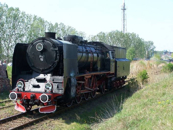 Steam Locomotives' Parade, Wolsztyn, Poland, 2007